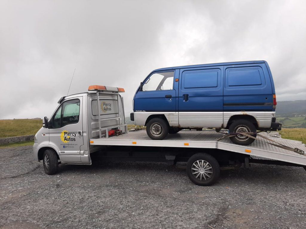 Vehicle Recovery, Transportation, Delivery & Mobile Mechanic